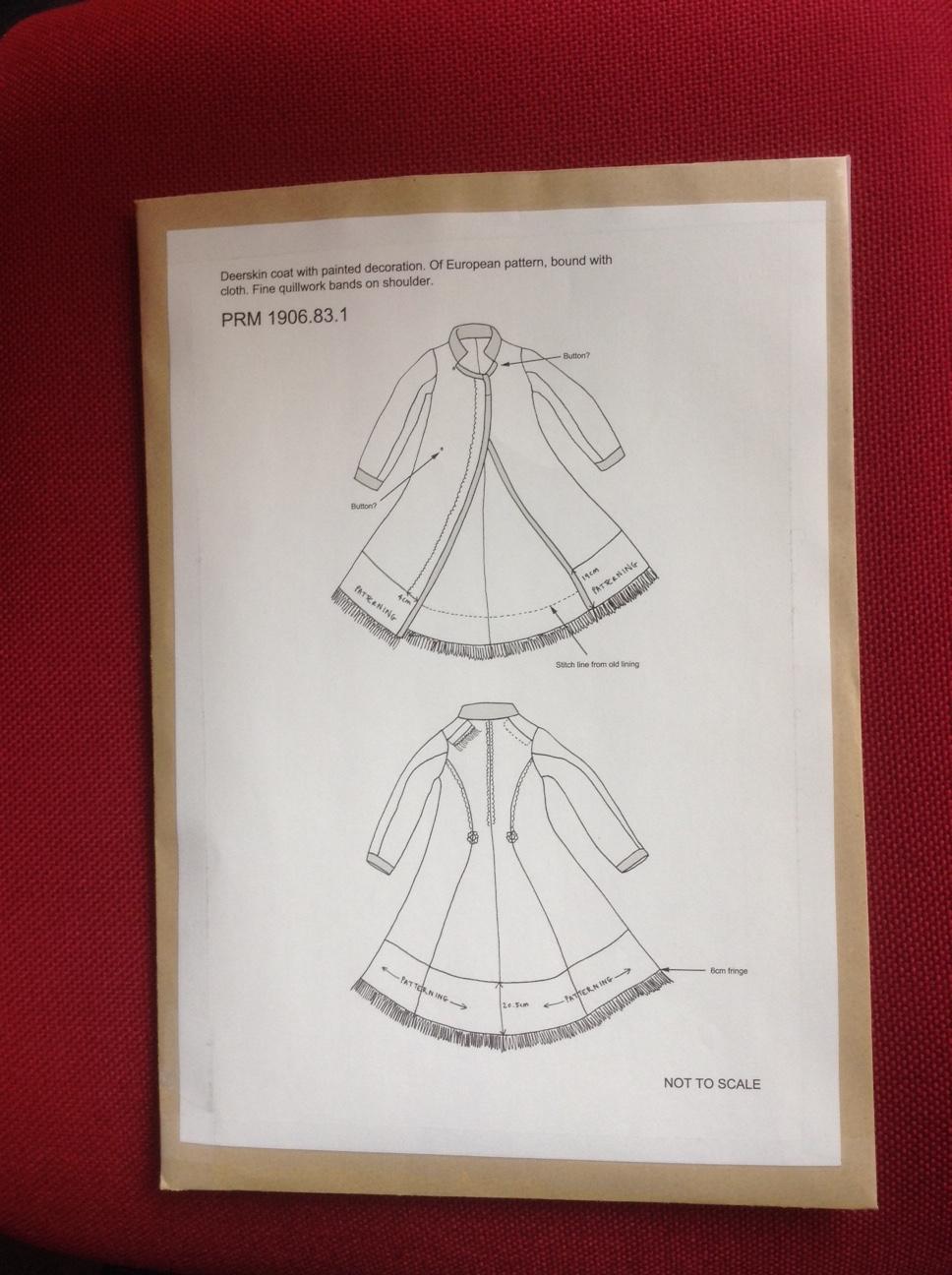PRM 1906.83.1 Pattern 1