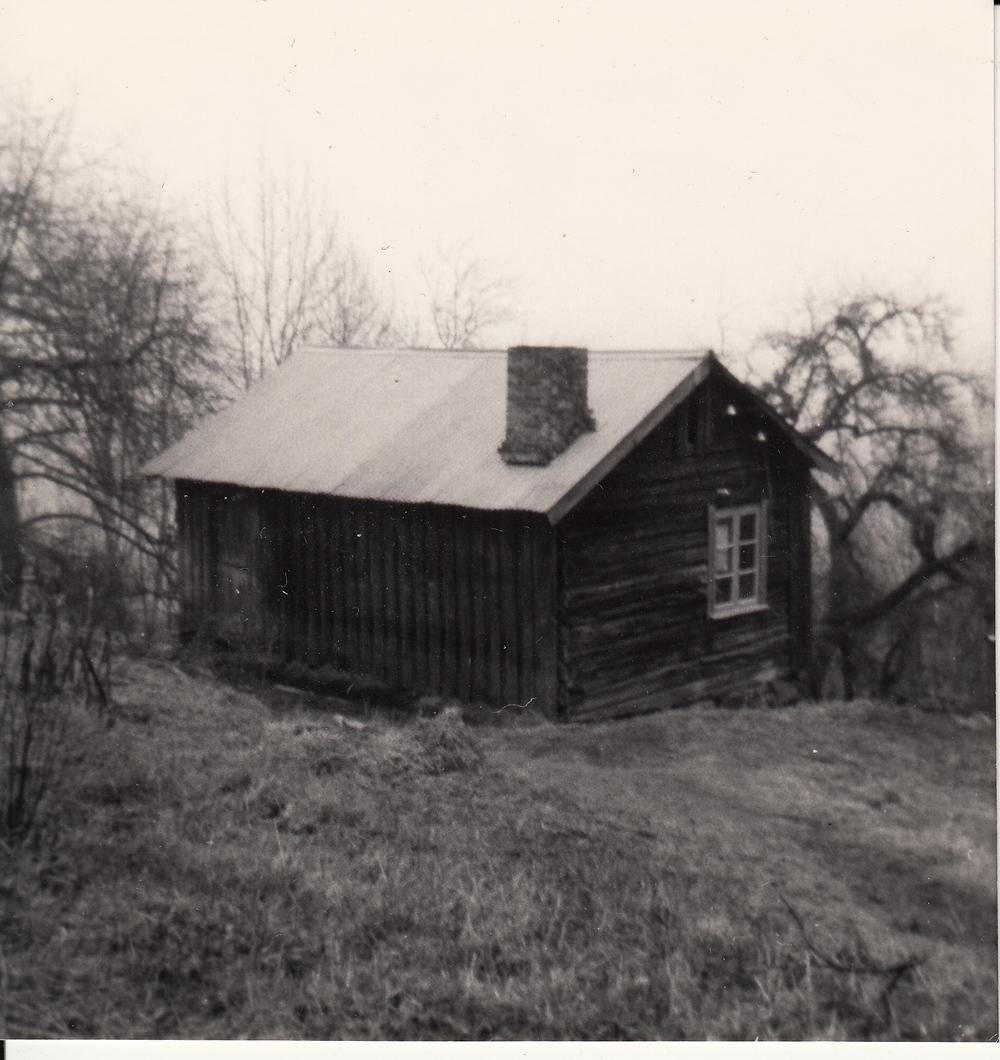 Husmannsplassen Lia, før 1980.