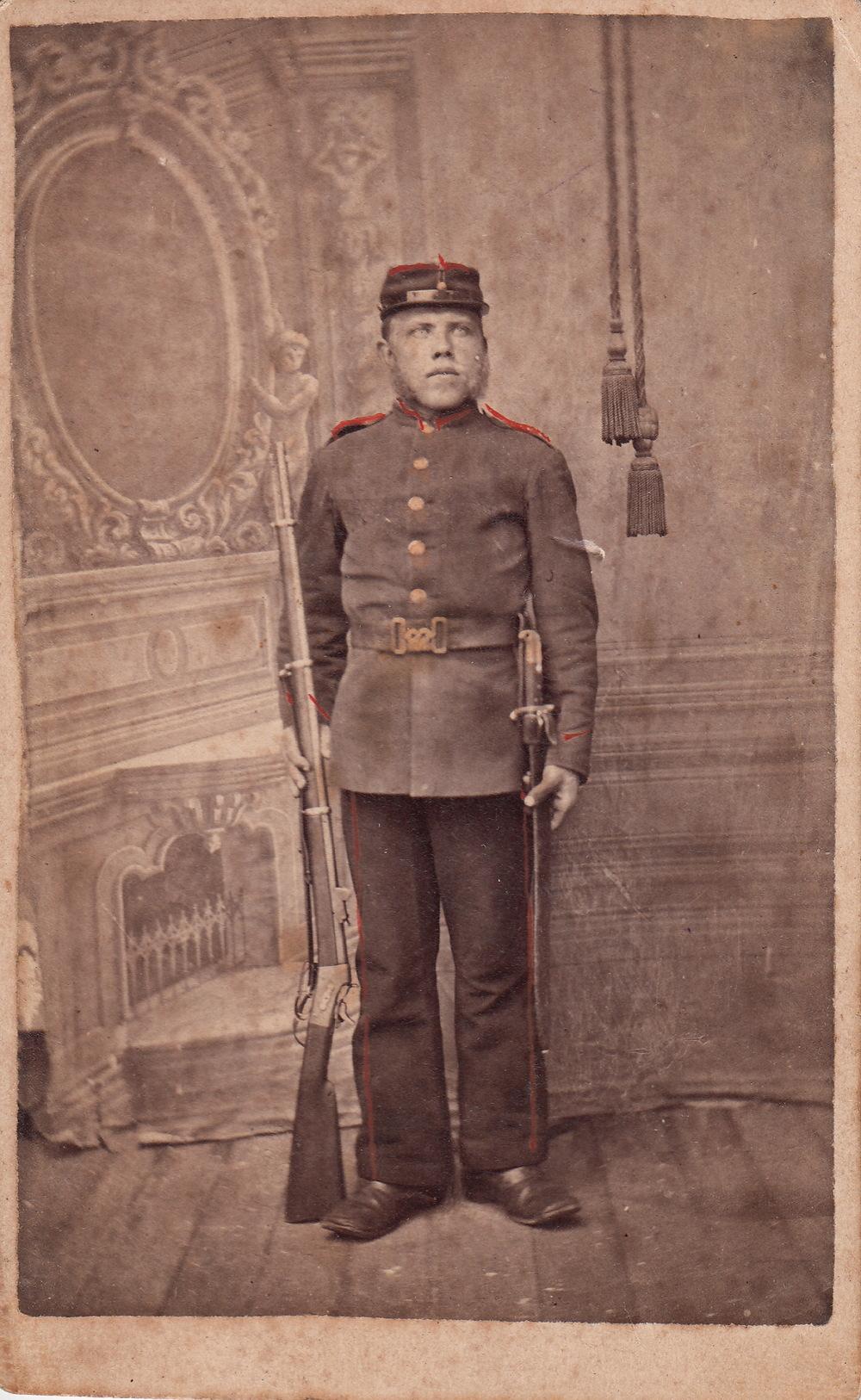 Anders Halvorson Melåslia - Emigrerte til USA i 1893.