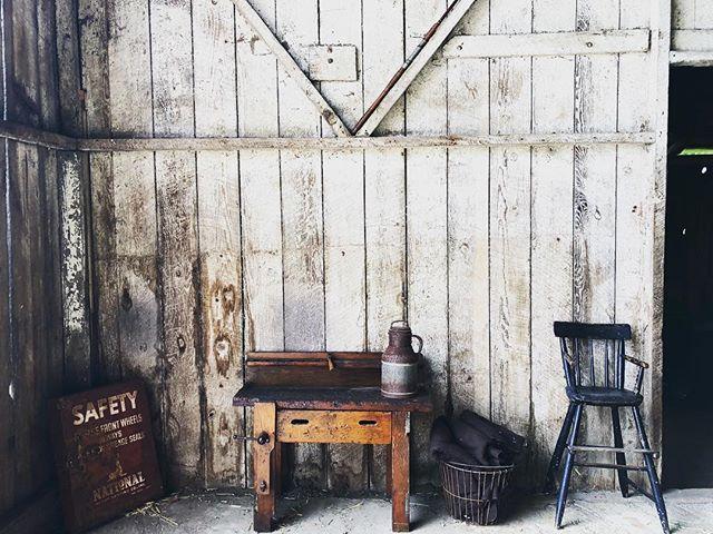 This little corner of the barn ❤️ #sonomahillsfarm