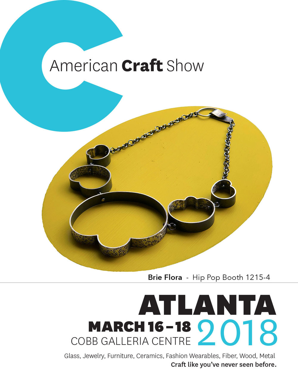 Im showing in Atlanta - Come say hey!