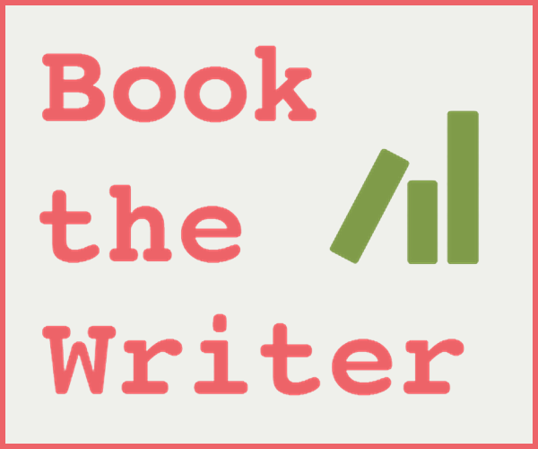 Invite a writer to your bookclub   www.bookthewriter.com