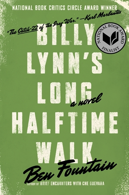 The original Cowboy stadium, the NFL, Texas, Hollywood and corporate America are all sets where Billy Lynn tries to make sense of a recent firefight in Iraq that has made him and his surviving squad members celebrities.