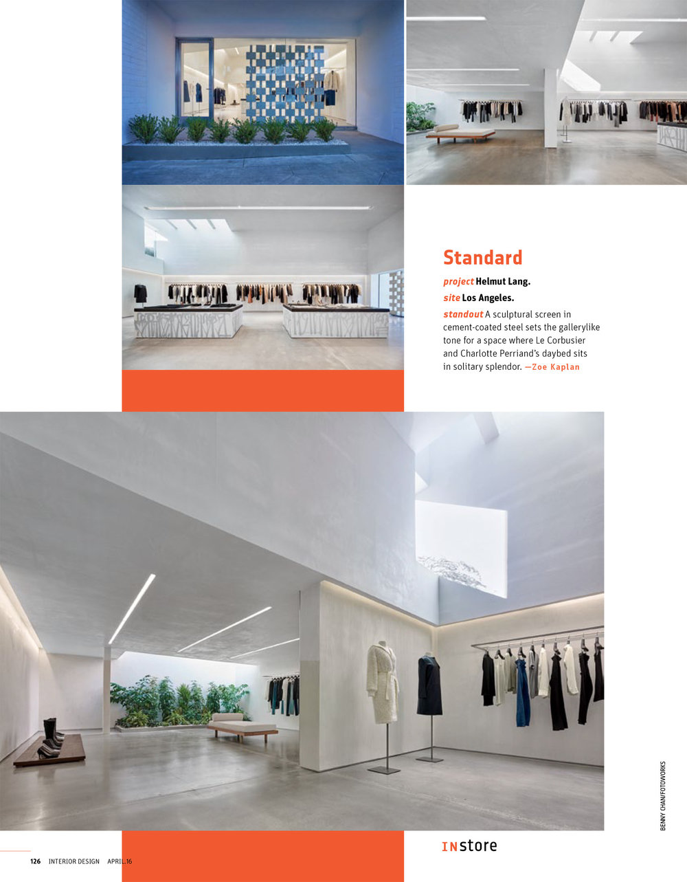 Publication: Interior Design  Architect/Design: Standard Architecture  Photographer: Benny Chan  Retoucher: Erica Lowe