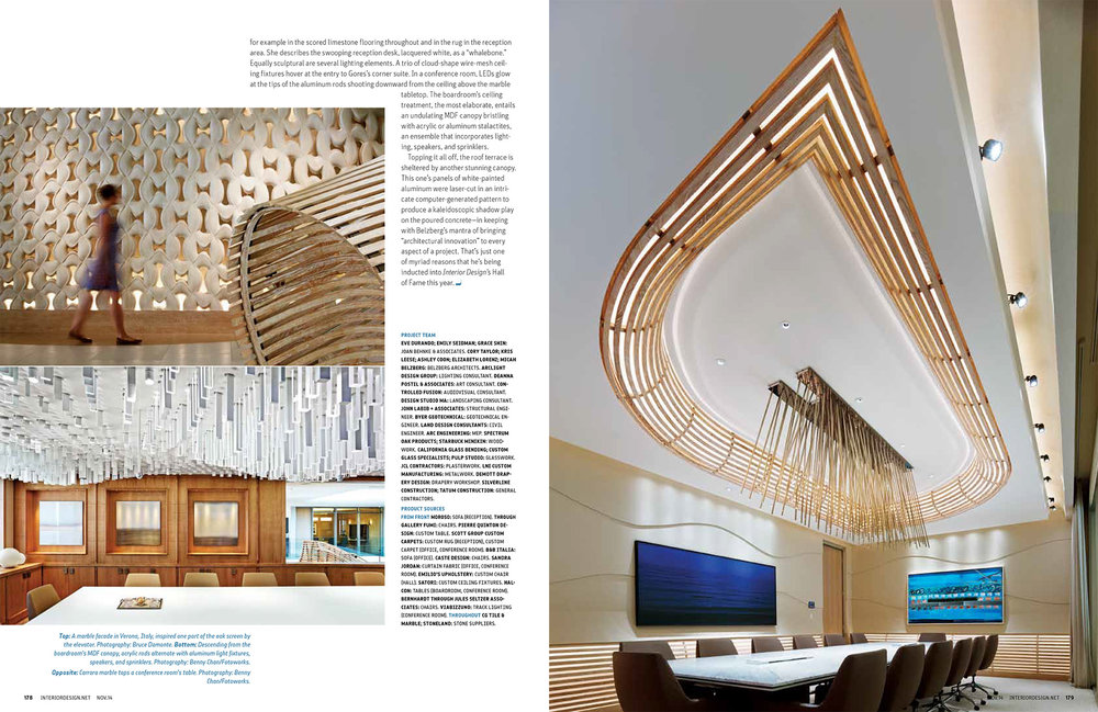 Publication: Interior Design  Architect: Belzberg Architects  Photographer: Benny Chan  Retoucher: Erica Lowe
