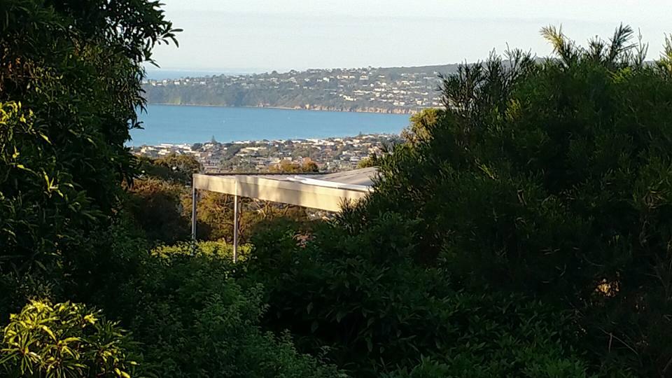 Stunning bay views -