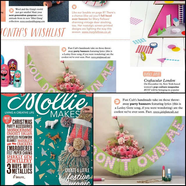 Mollie Makes, Issue 47