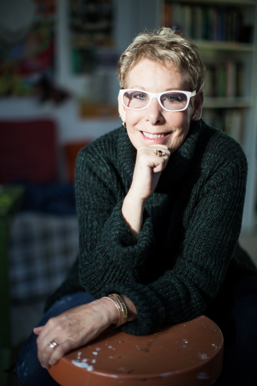 Sabina Ott, 2015 Guggenheim Fellow