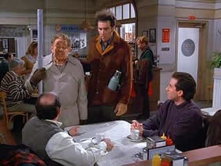 "Festivus episode from ""Seinfeld"""