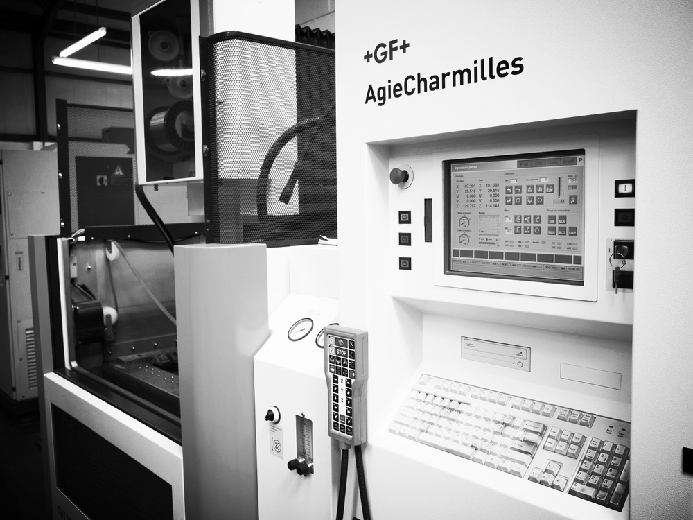 Agie Charmilles Electrical Discharge Machine