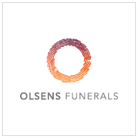 olsens funerals logo step change