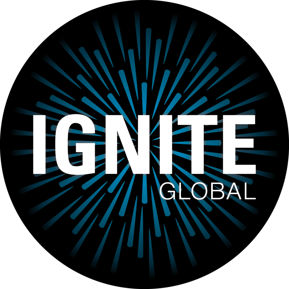 ignite global logo step change