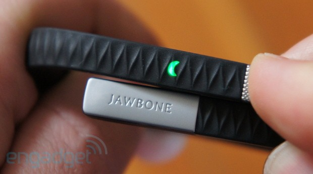 While Up by Jawbone can tell how asleep you are - and never wakes you up when you're dreaming.