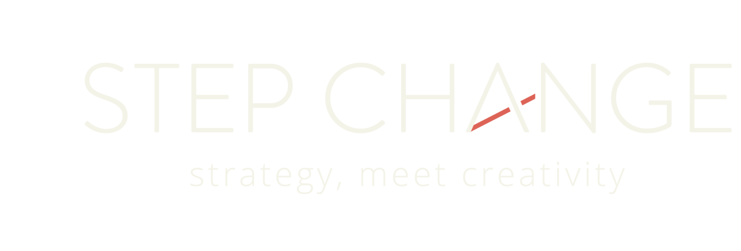 Step Change: Strategy, meet creativity - Sydney
