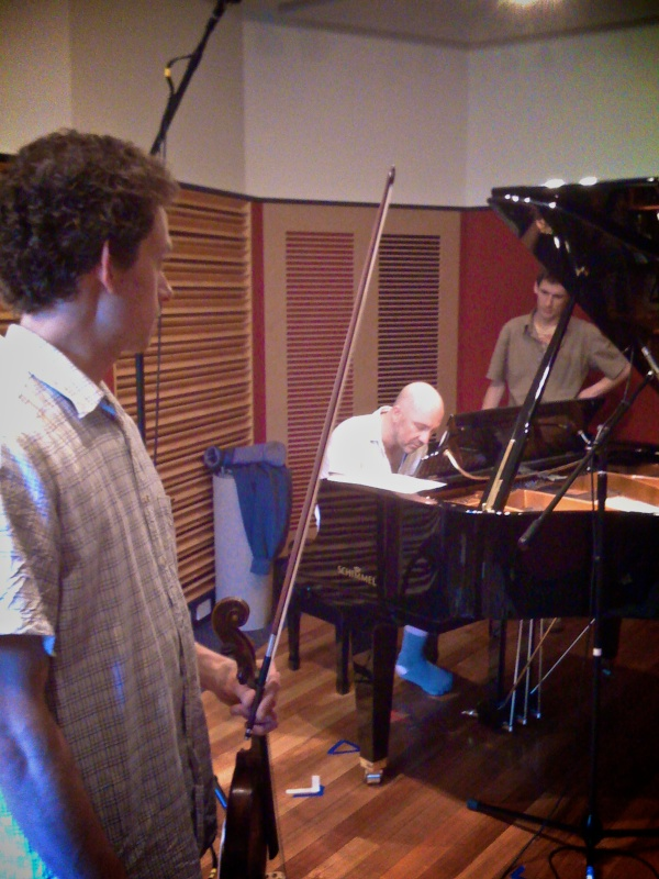 David Chisholm at 3MBS tracking.jpg
