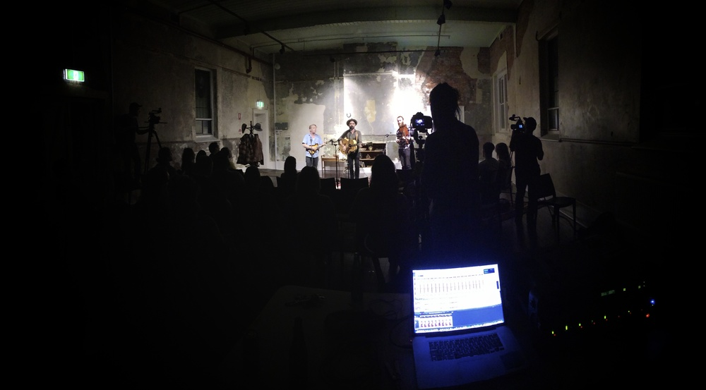Matt Glass and the Loose Cannons at the Abbotsford Convent.jpg