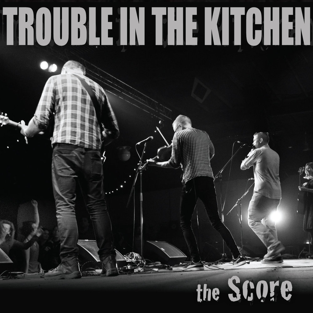 "Trouble in the Kitchen's 20 year anniversary album ""The Score"". Engineered, mixed and mastered by Myles Mumford"