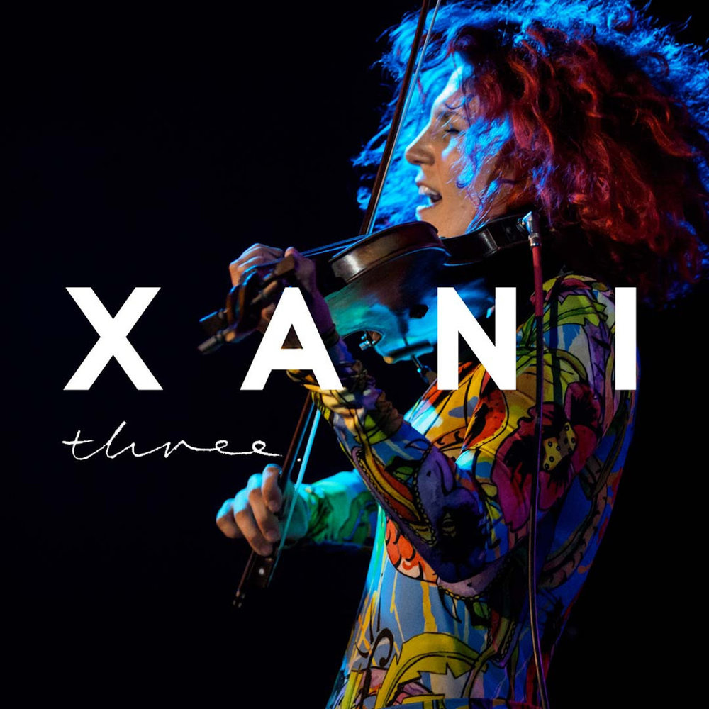 Xani's first solo violin record, all live all solo. Produced, mixed and engineered by Myles Mumford at Rolling Stock Recording Rooms
