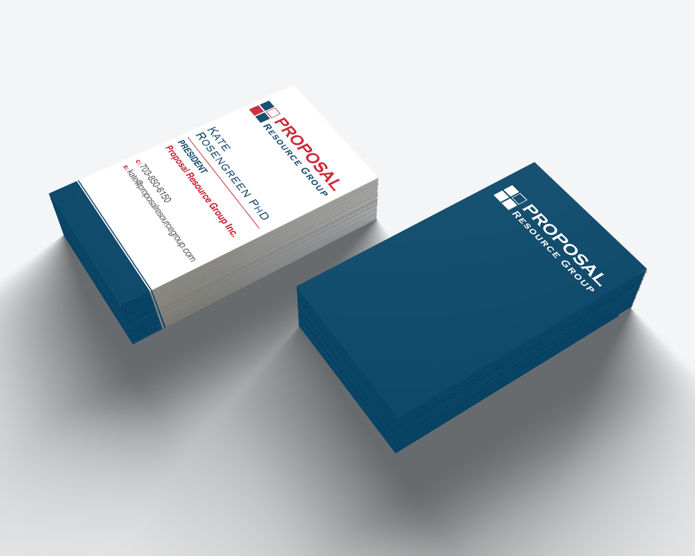 Corporate Identity and Business Cards designed by Miranda Douglas