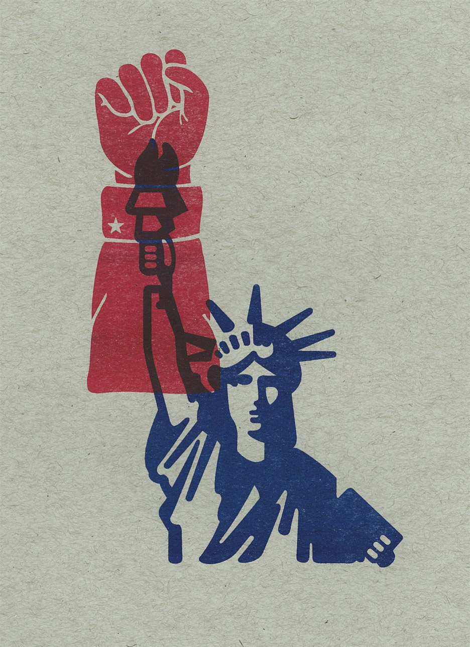 Kevin Garrison's Power and Liberty to All poster