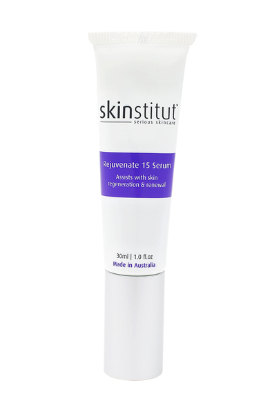 5. REJUVINATING 15 SERUM   Apply after cleaning in the mornings, great for extra hydration! I love wearing this product as a primer under my foundation, It's great because it hydrates my skin while at the same time it doesn't cause my foundation to slide off and move throughout the duration of the day.