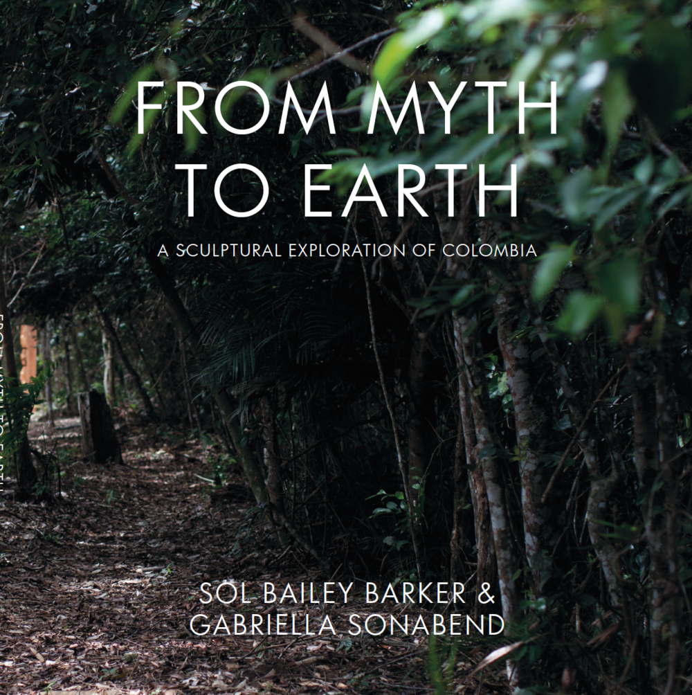 From Myth To Earth Sol Bailey-Barker