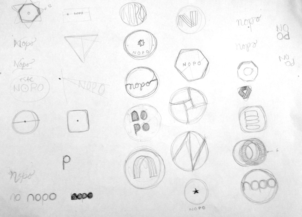 First Sketches: Developing the concept