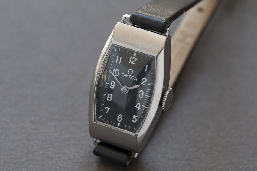 Omega Art Deco from 1932