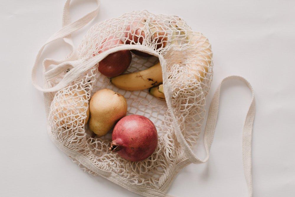 Organic String Bag