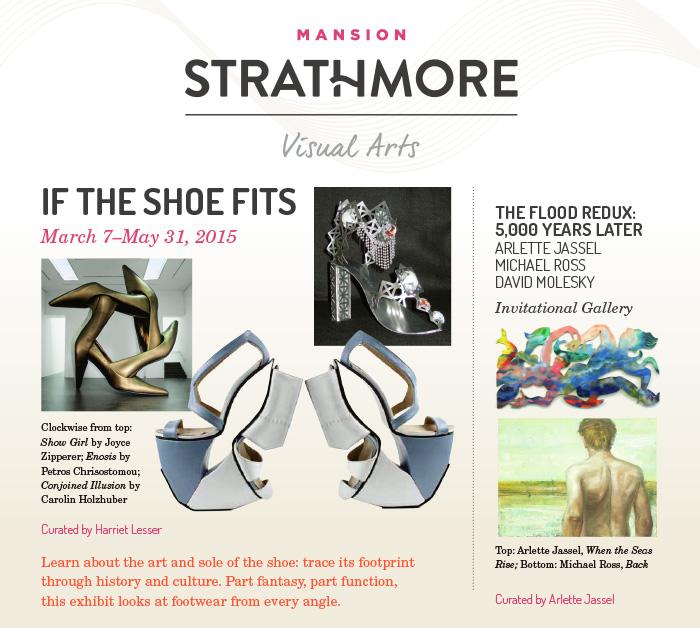 Strathmore Exhibition Invitation