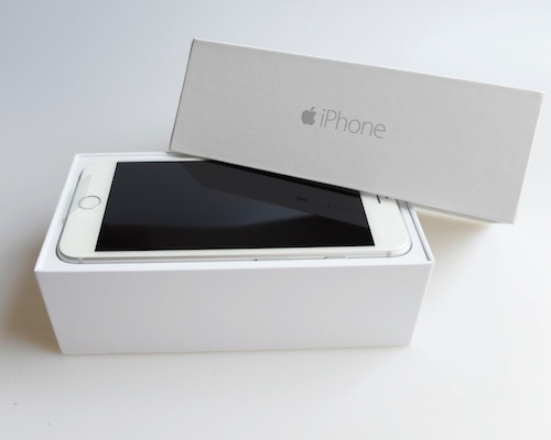 iPhone 6 Plus Silver 128GB