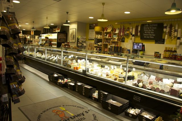 Deli section