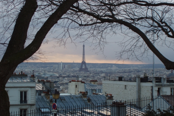 Paris is one of my favourite cities in Europe