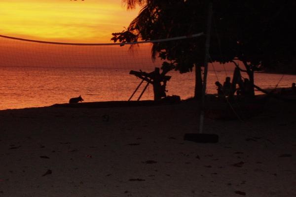 Charm Beach, Ko Pha Ngan, Thailand, where I met my gorgeous husband in 2001AND 2002!!