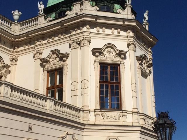 Fenster Oberes Belvedere