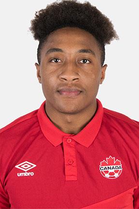 Dayonn Harris- Team Canada Soccer