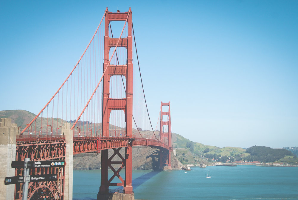 SAN FRANCISCO - NEW BLOG POST!