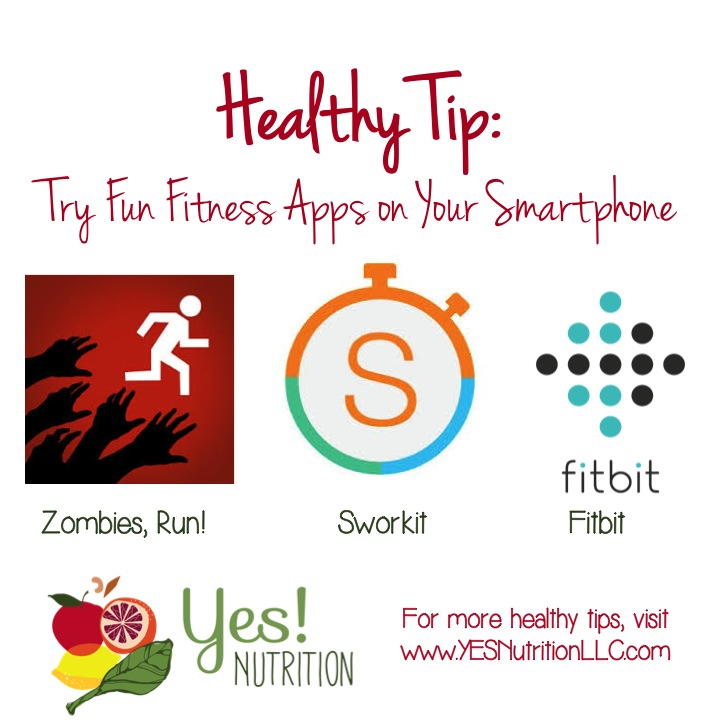 smartphone apps for fitness