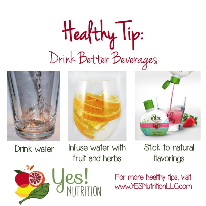 healthy tips drink water