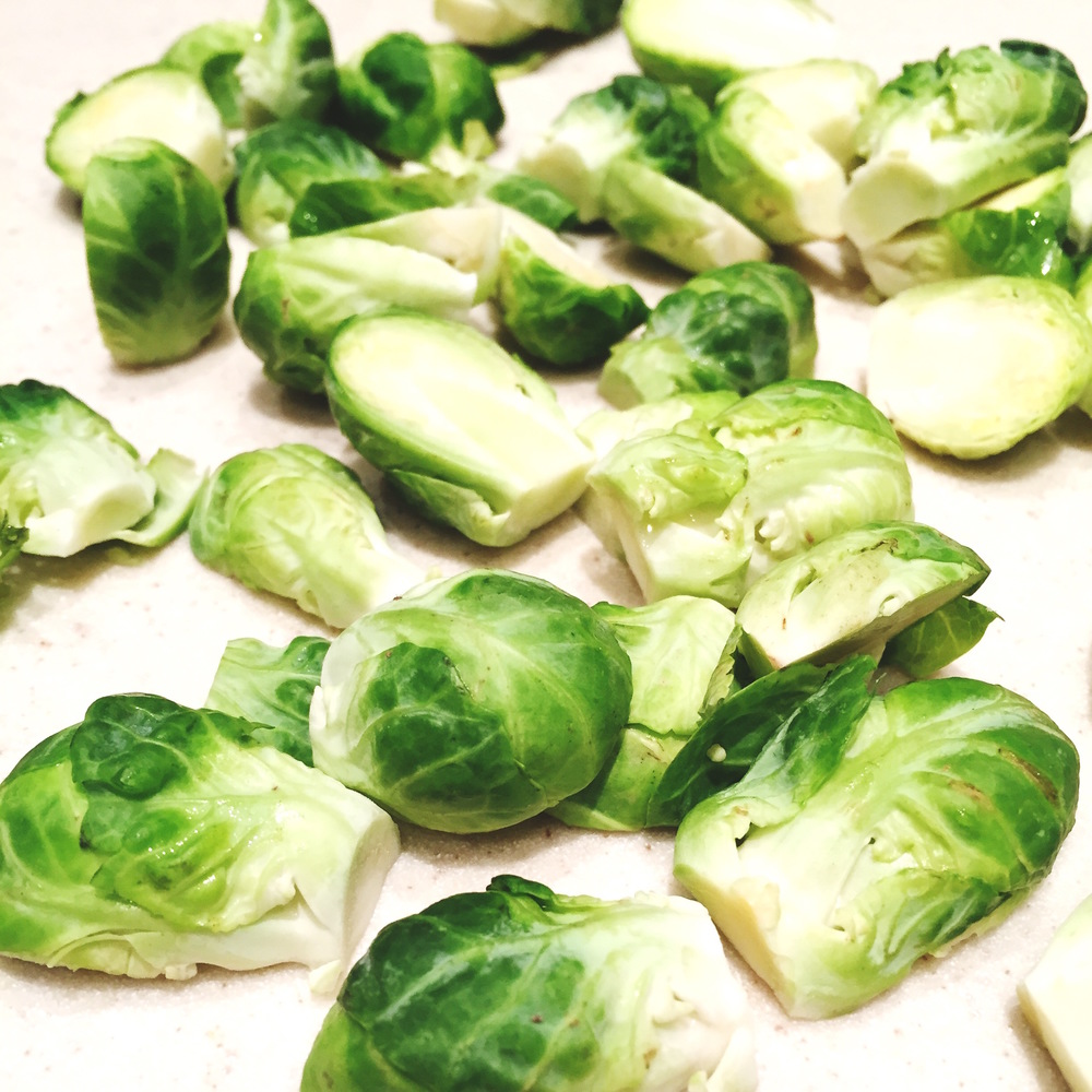 Brussels Sprouts are loaded with Vitamin K, Vitamin C, and glucosinolates!  | YES! Nutrition, LLC