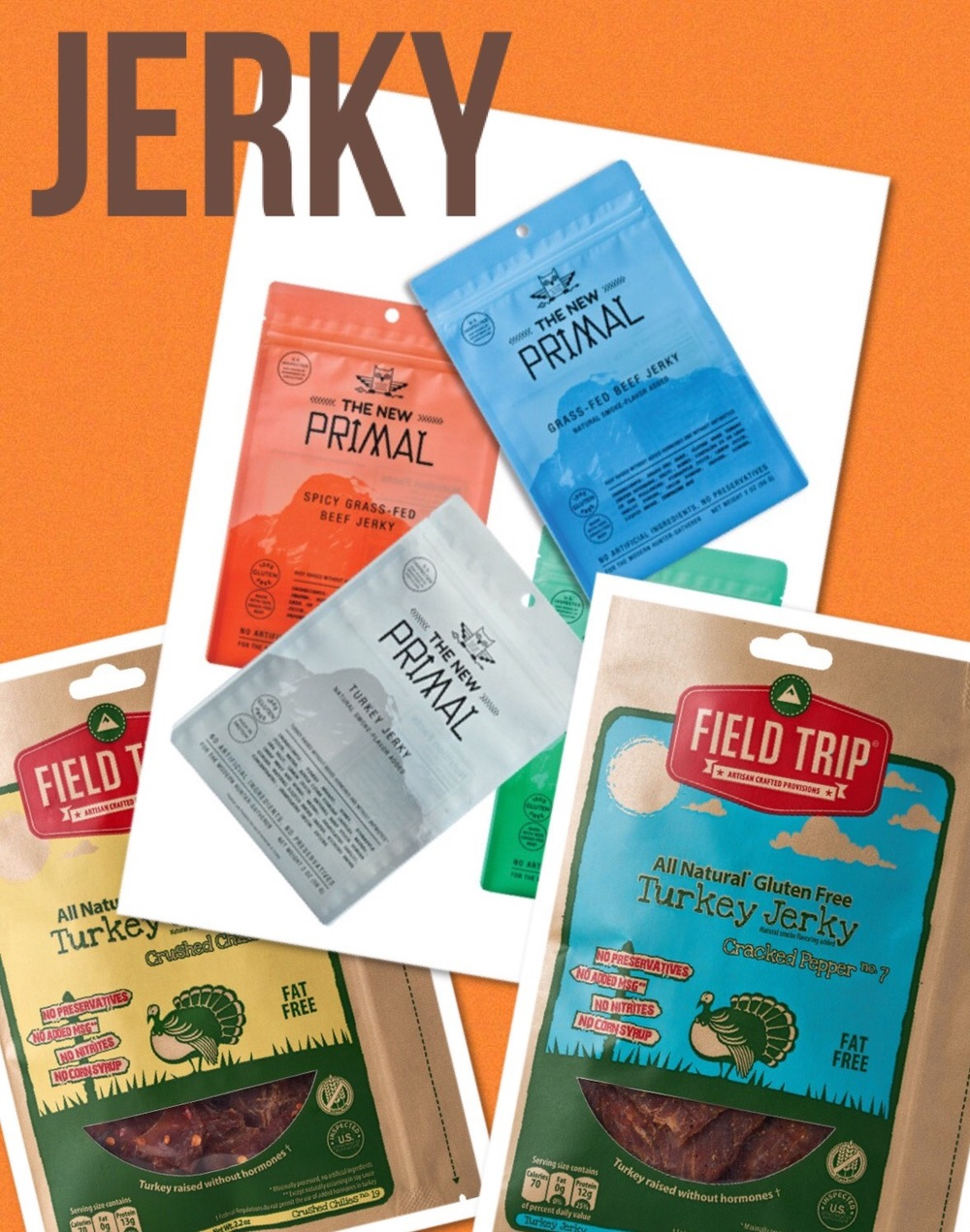 Jerky Gets a Makeover | Expo West Trends | YES! Nutrition, LLC | Tori Holthaus, MS, RDN, LD