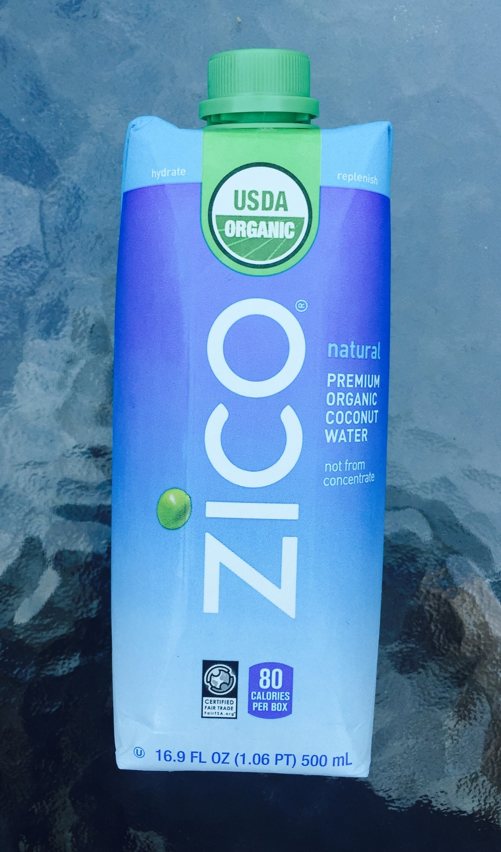 Organic Zico Coconut Water | 6 Better-For-You Summertime Beverages | YES! Nutrition, LLC