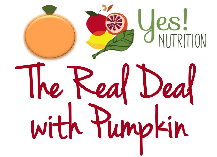 healthier pumpkin foods | YES! Nutrition, LLC