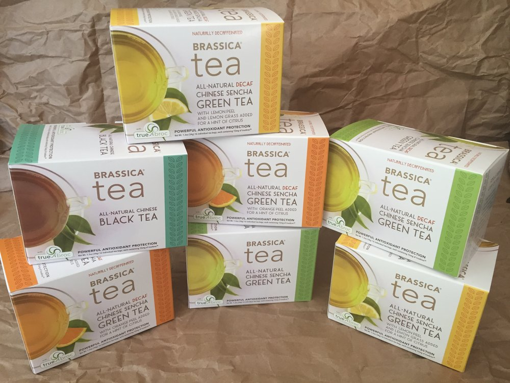 Brassica Coffee and Tea with truebroc | Healthy Holiday Gift Guide 2016 | Tori Schmitt, MS, RDN, LD