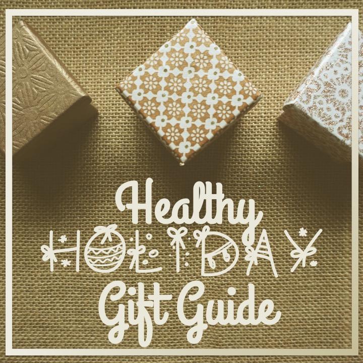 Healthy Holiday Gift Guide 2016 | Tori Schmitt, MS, RDN, LD