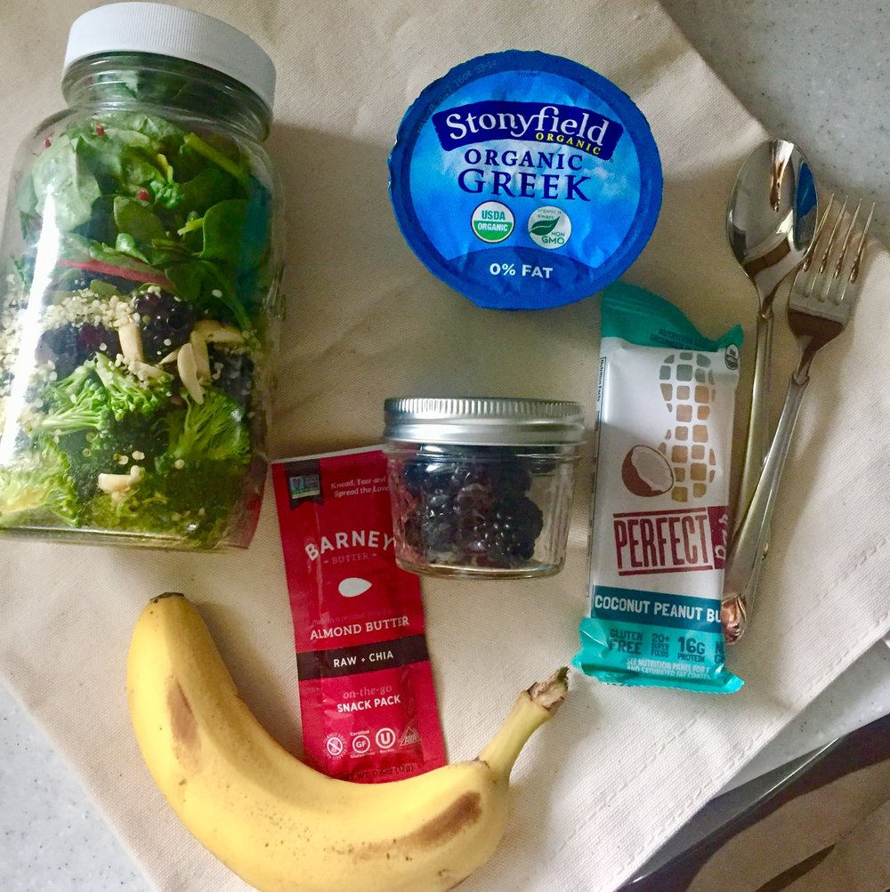 Healthy Snacks On The Go | YES! Nutrition LLC