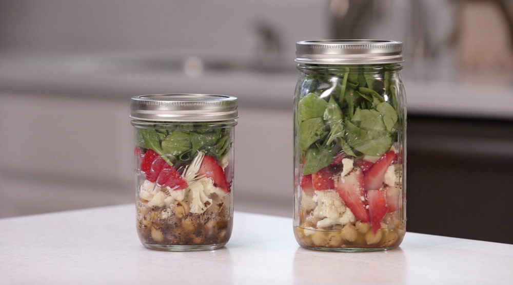 The Ultimate Salad In A Jar Recipe