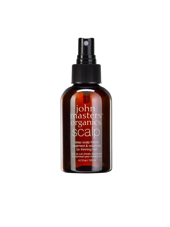 Deep Scalp Follicle Treatment & Volumizer for Thinning Hair