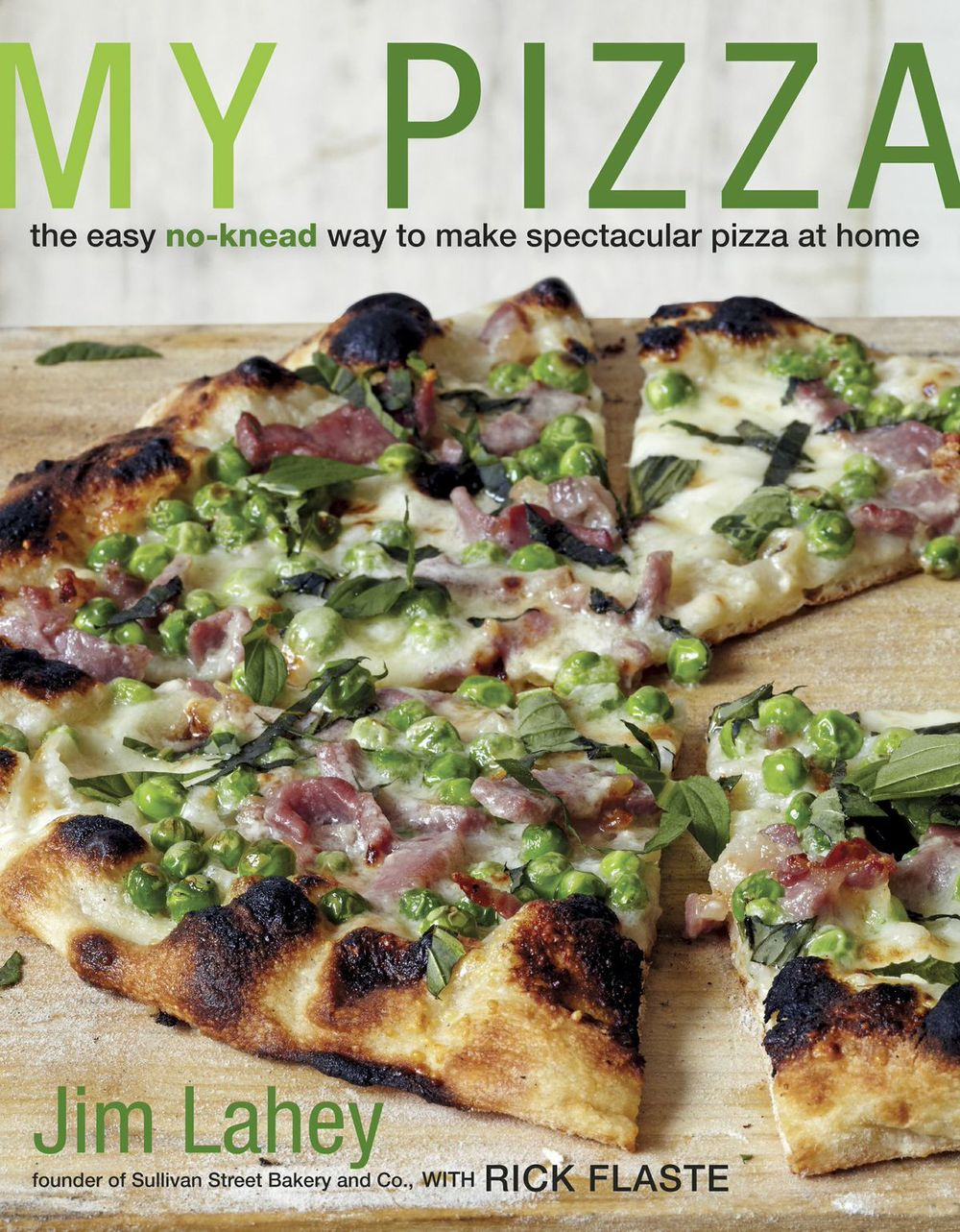 My Pizza unlocks the secrets of great, easy pizza for home cooks everywhere.  Click here to purchase.