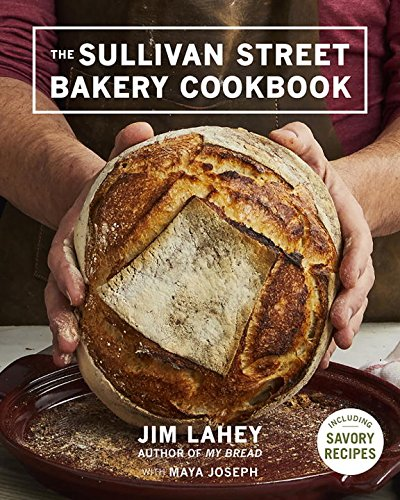 An essential book for home bakers and lovers of Italian food, The Sullivan Street Bakery Cookbook will bring Lahey's baking expertise to homes across America. Click here to purchase